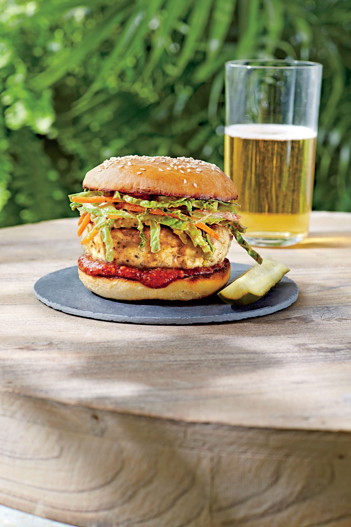 25 Chicken Burgers We Re Crazy About Southern Living