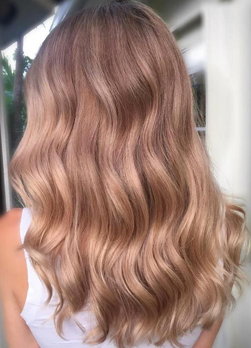Rose Gold Hair Is As Dreamy As It Sounds Southern Living