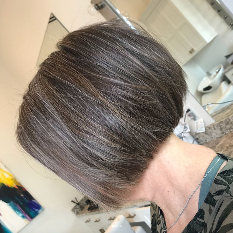 Gorgeous Shades of Gray Hair That\'ll Make You Rethink Those ...