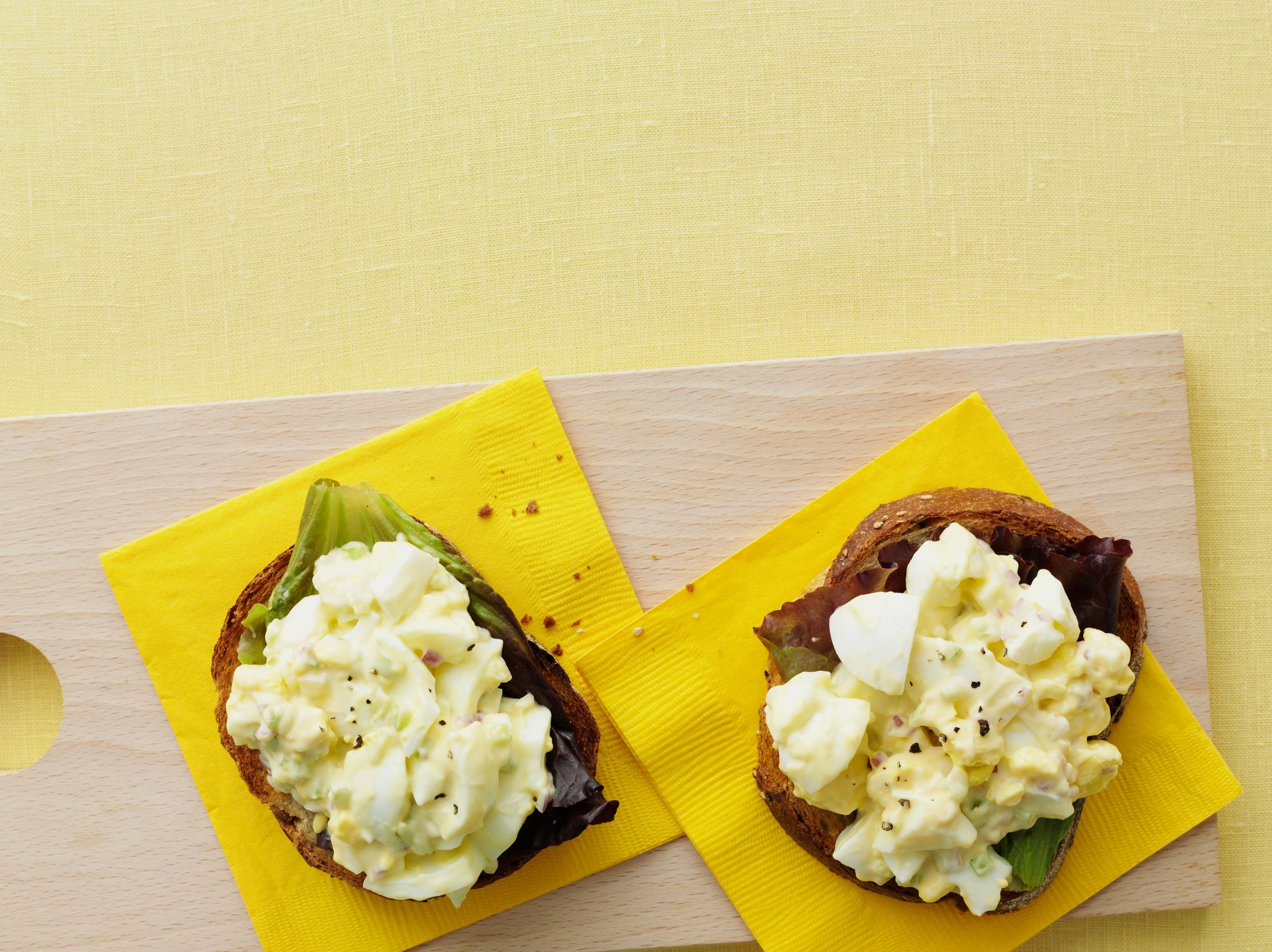 How To Make Egg Salad Without Mayo Southern Living