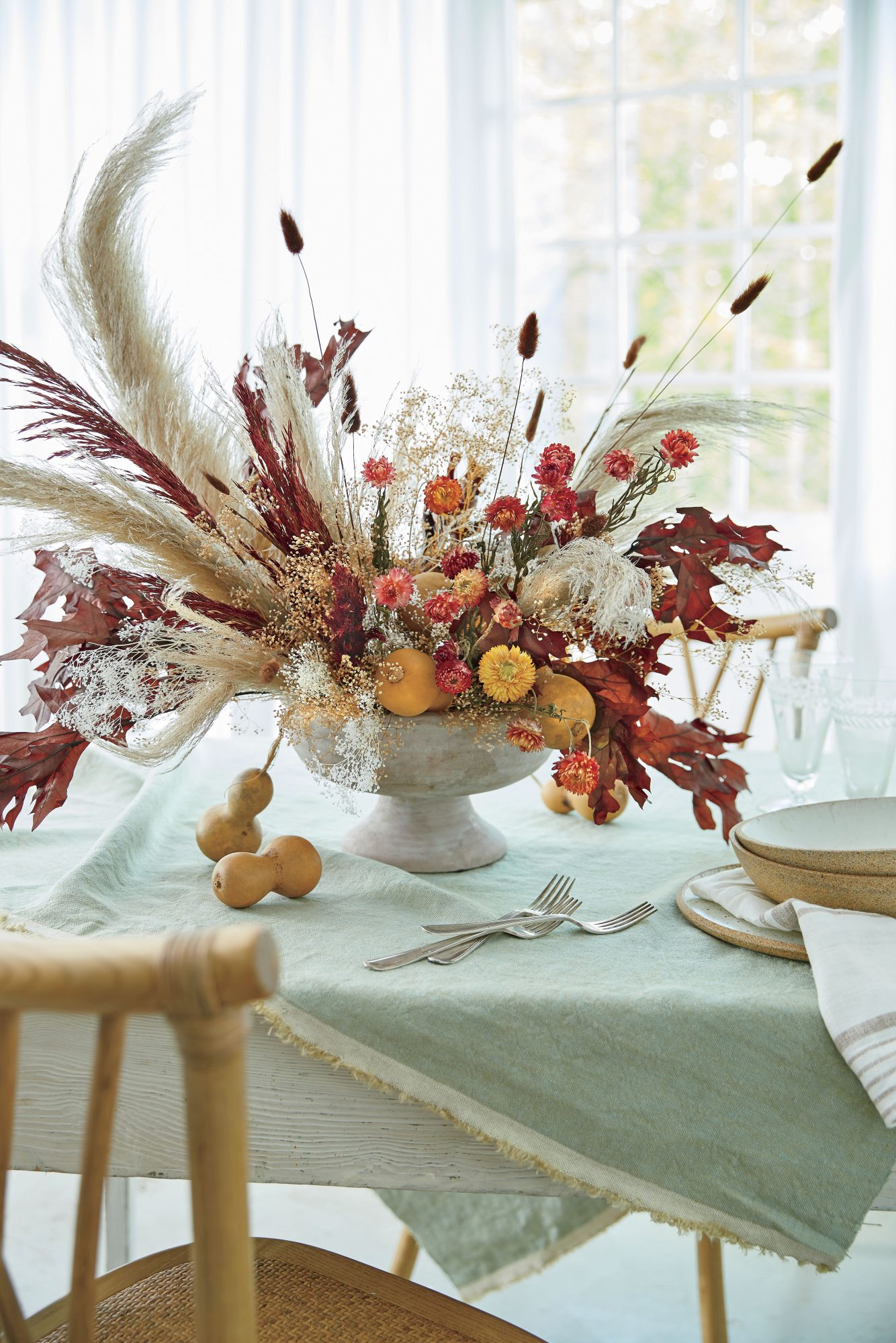 Diy Fall Decor We Re Dreaming About Southern Living