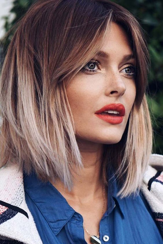 The Best Short Cuts for Thin Hair