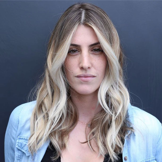 Layered Shoulder Length Hairstyles For Long Faces 22
