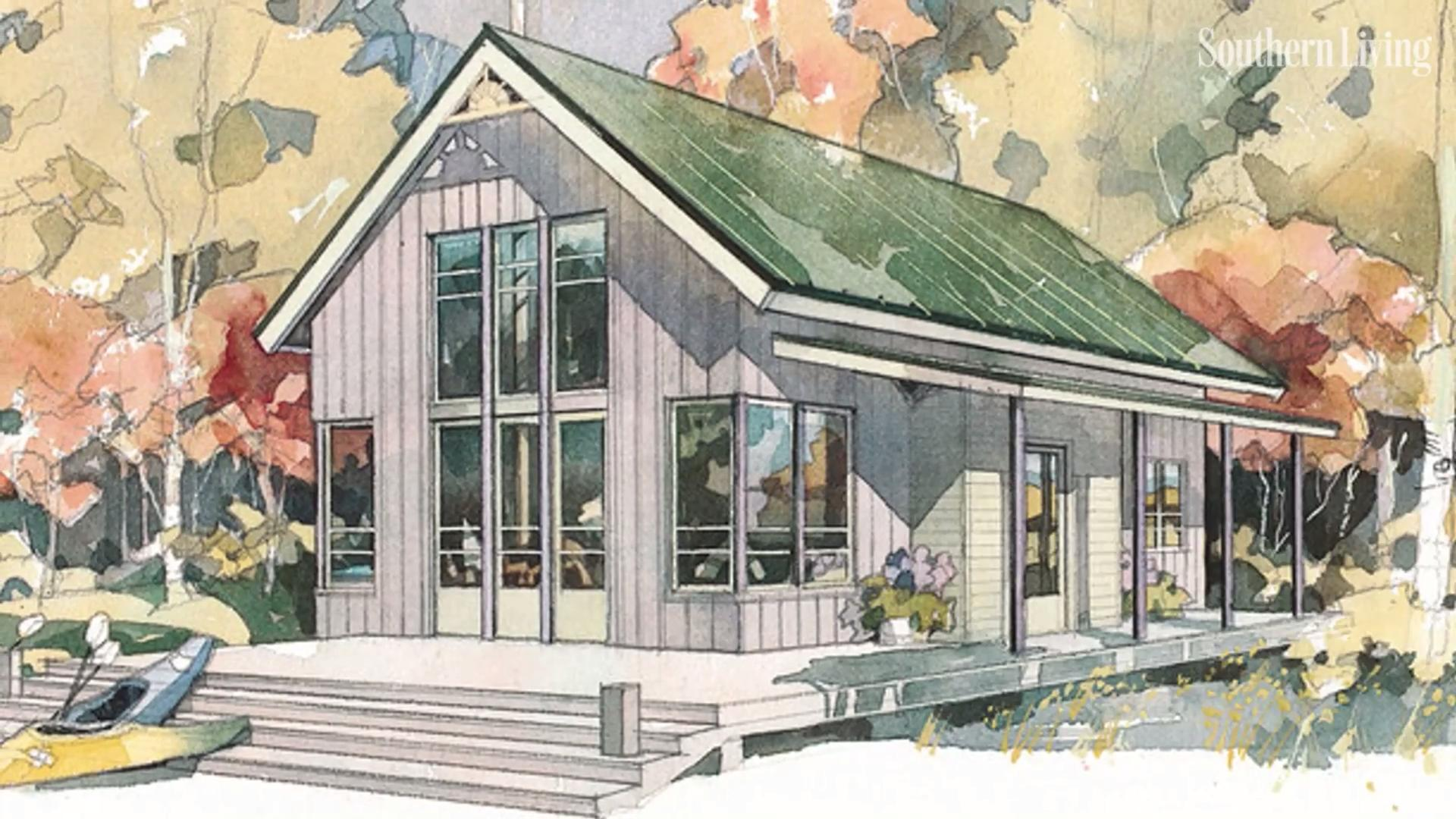 Why We Love House Plan 2003 | Southern Living