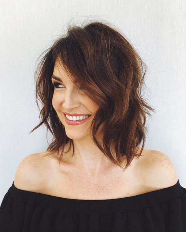 The Best Short Haircuts For Women Over