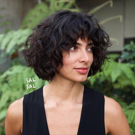 The Best Hairstyles For Medium Length Curly Hair