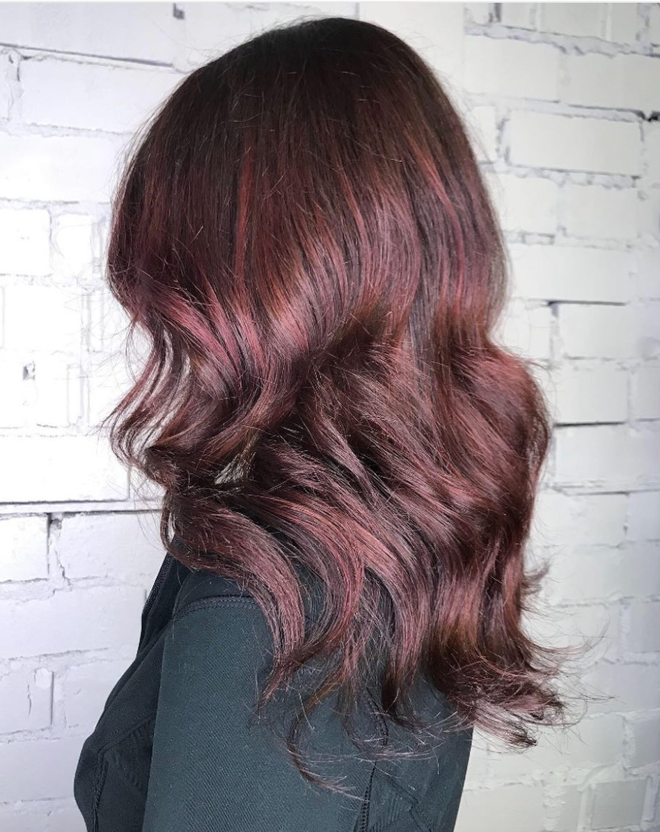 9 Dark Red Hair Colors That Are Trending This Year   Southern Living