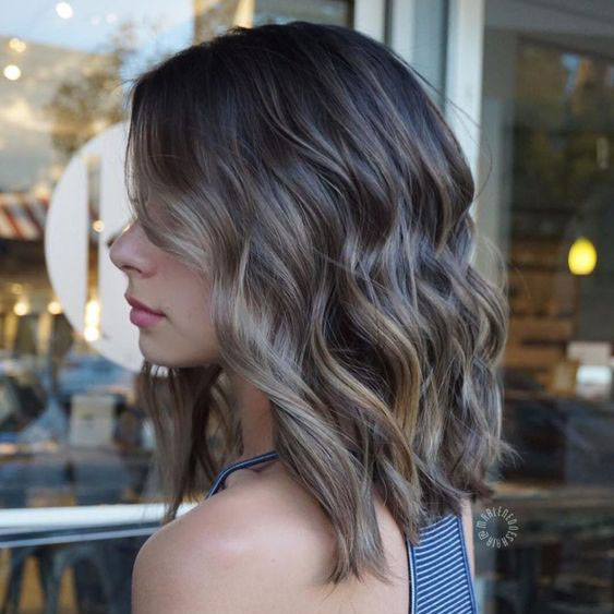 Best Mid Length Haircuts For Fine Hair 57
