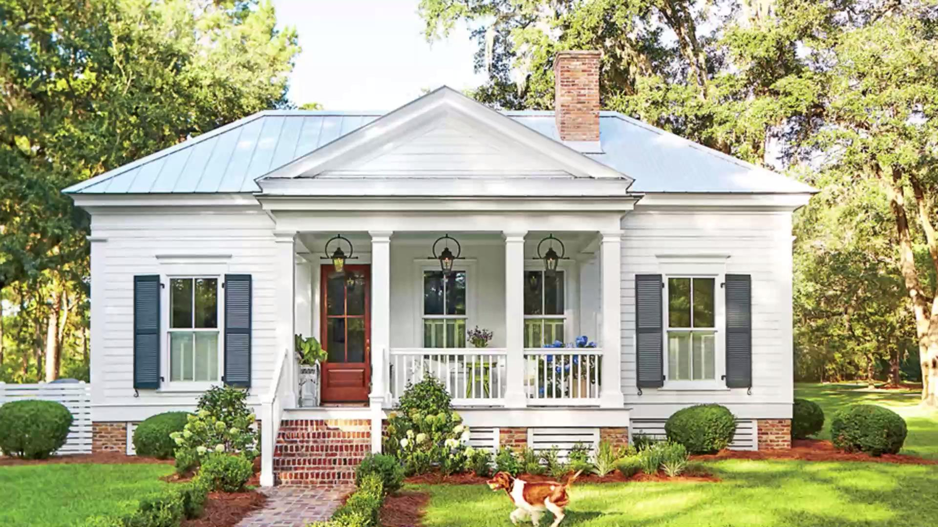 This Is the Best Size for a Porch | Southern Living