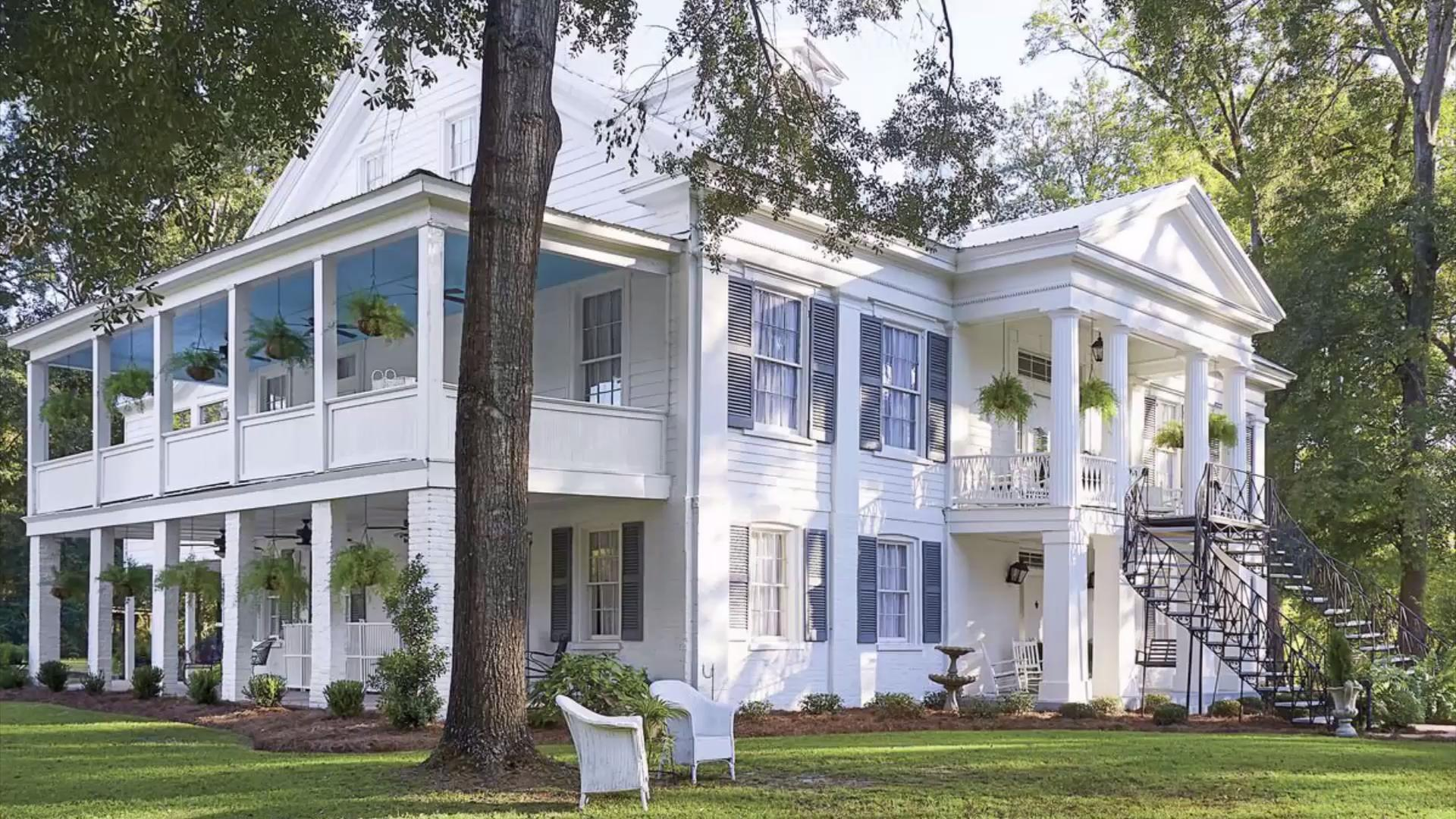 What Is A Dog Trot House Southern Living