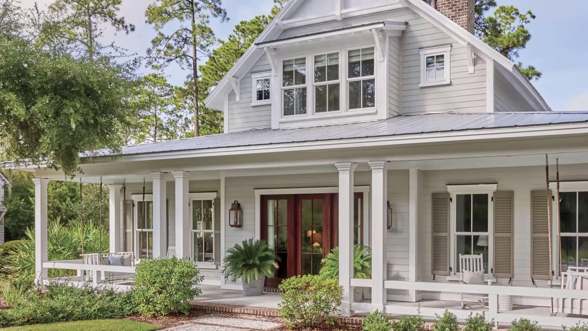 Why We Love This Lowcountry Farmhouseaand You Should Too Southern Living