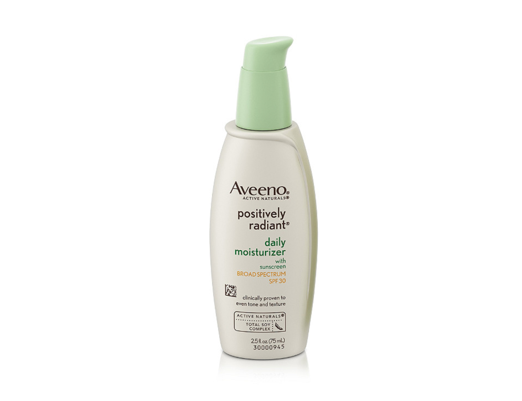 Image result for Aveeno positively radiantdaily moisturizer with sunscreen SPF 30