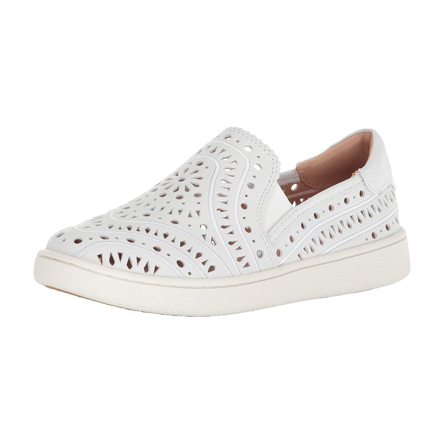 20 White Sneakers You'll Want to Live in This Spring and