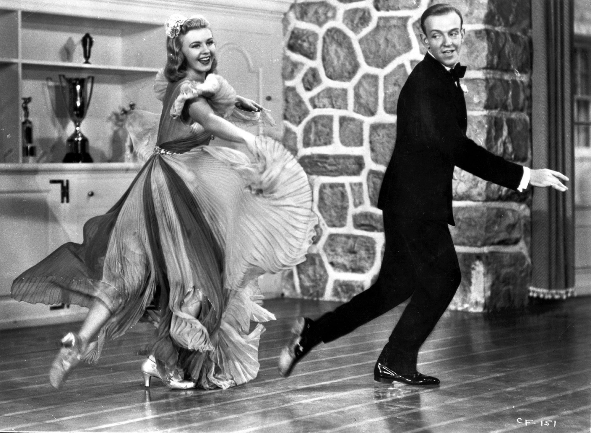 Backwards In High Heels Ginger Rogers Texas Roots Southern Living