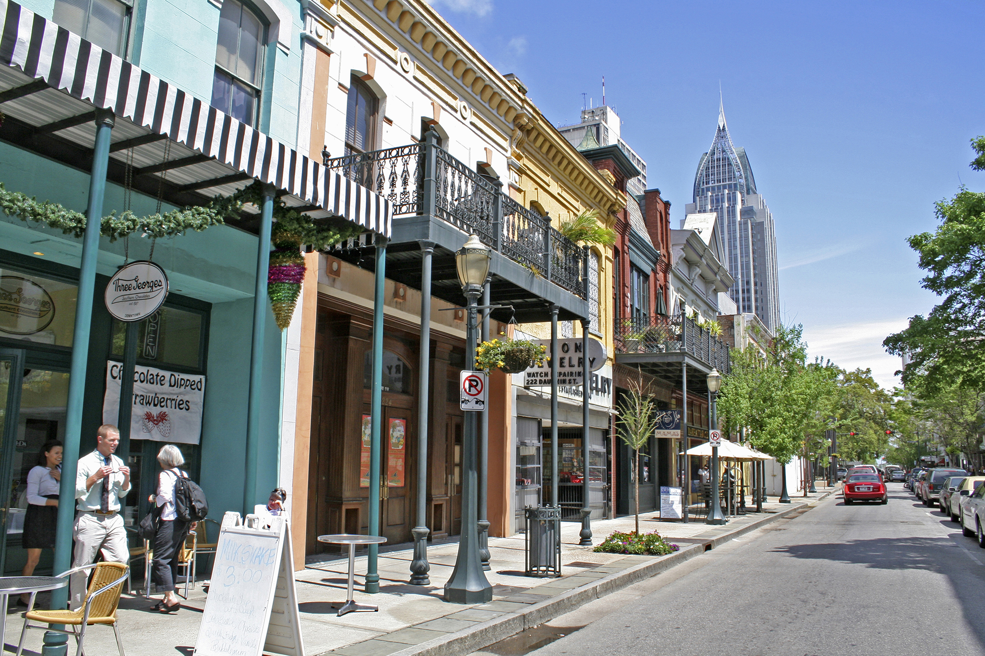 8 Things to Do in Mobile Alabama   Southern Living
