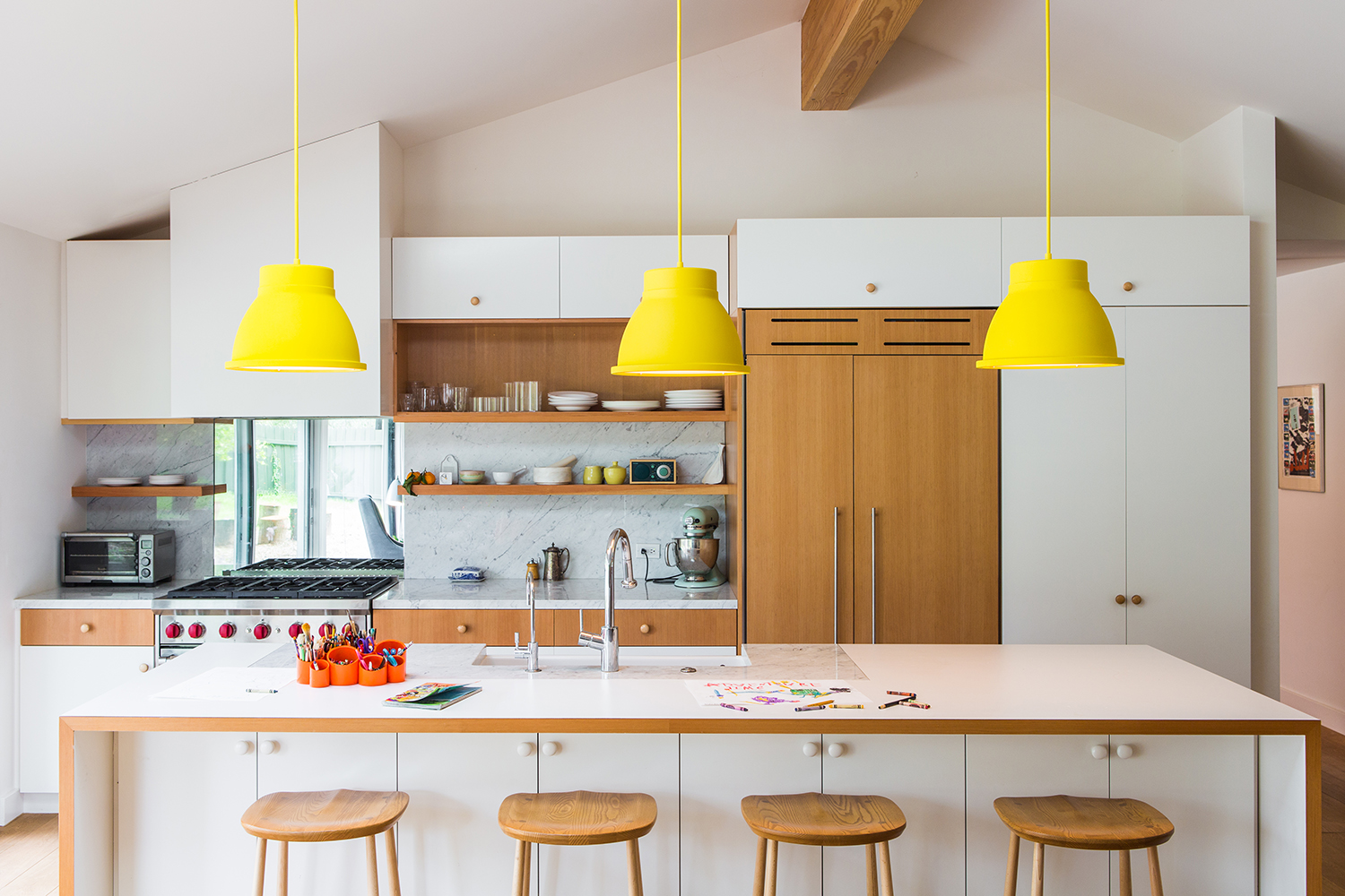 25 Kitchen Color Ideas To Brighten Your Home Southern Living