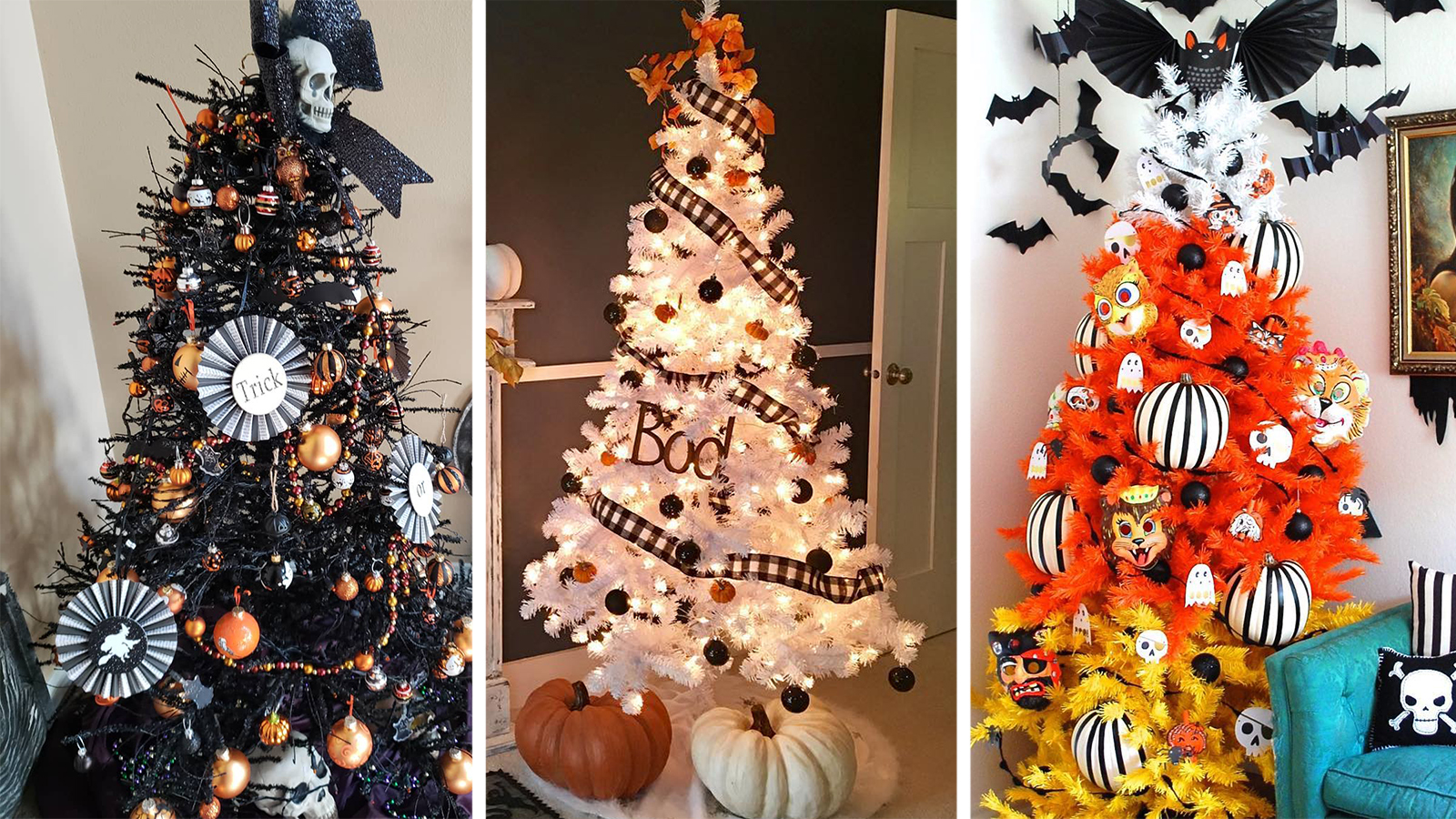Halloween Trees Are A Real Thing And People Are Already Putting Them Up Southern Living