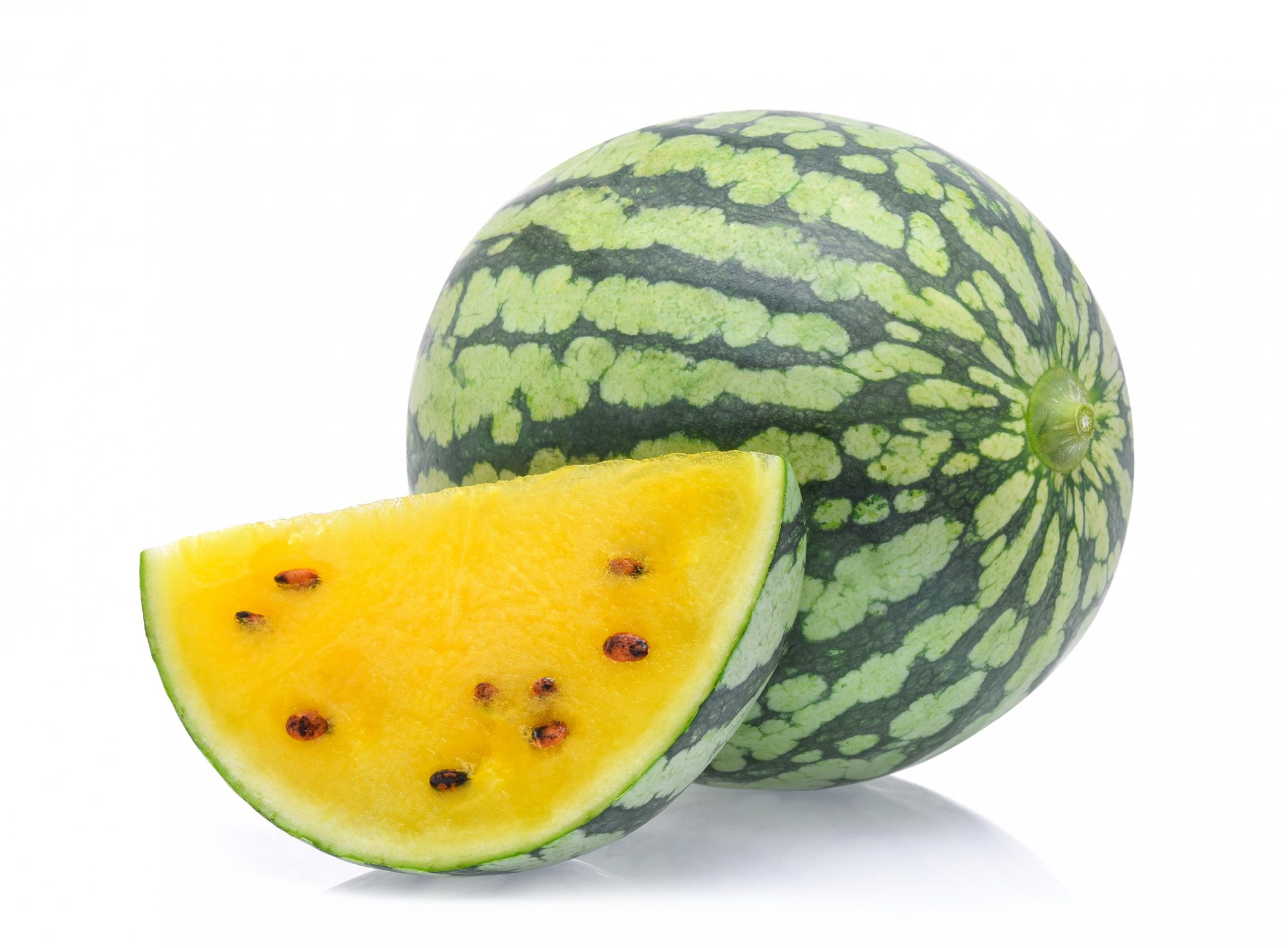 Why You Need To Try The Yellow Watermelon Southern Living