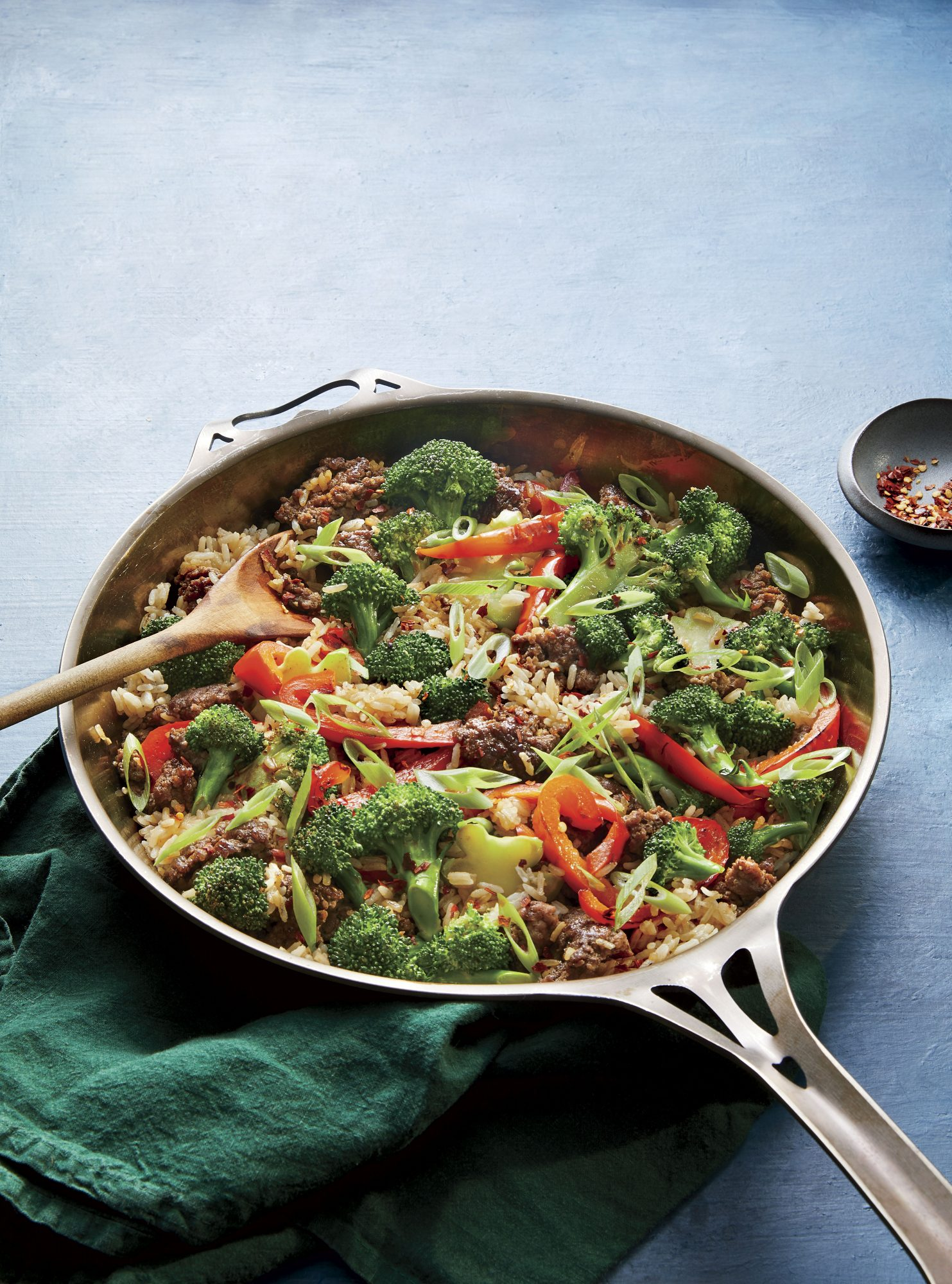 Easy Beef And Broccoli Stir Fry Recipe Southern Living
