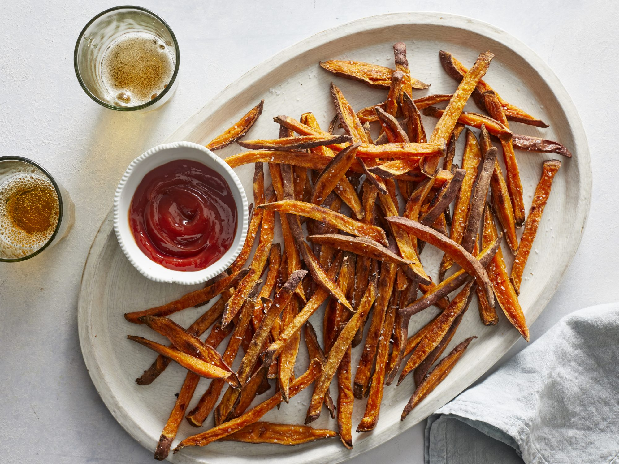 Oven Baked Sweet Potato Fries Recipe Southern Living