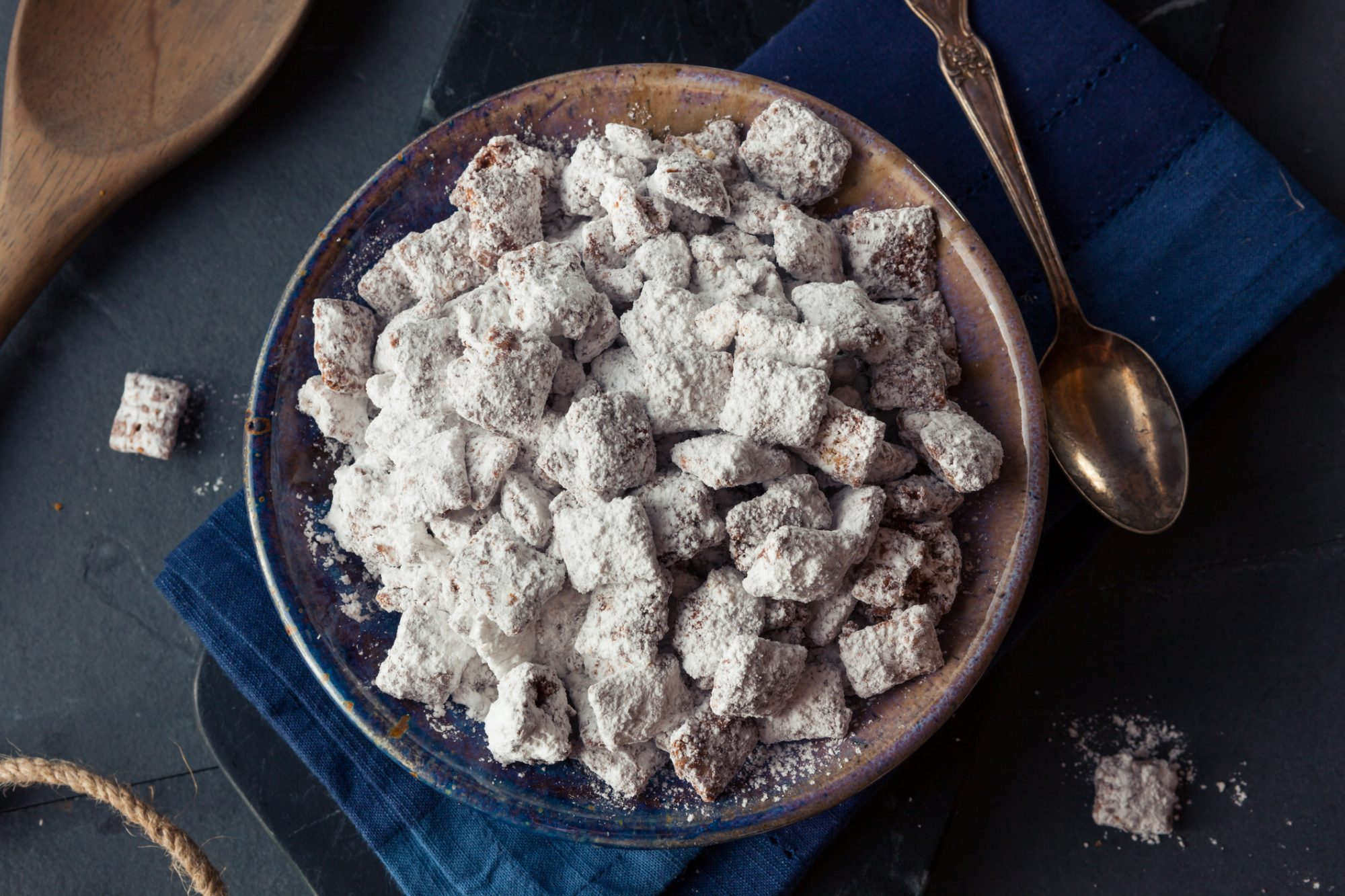 Puppy Chow Snack Mix Recipe Southern Living
