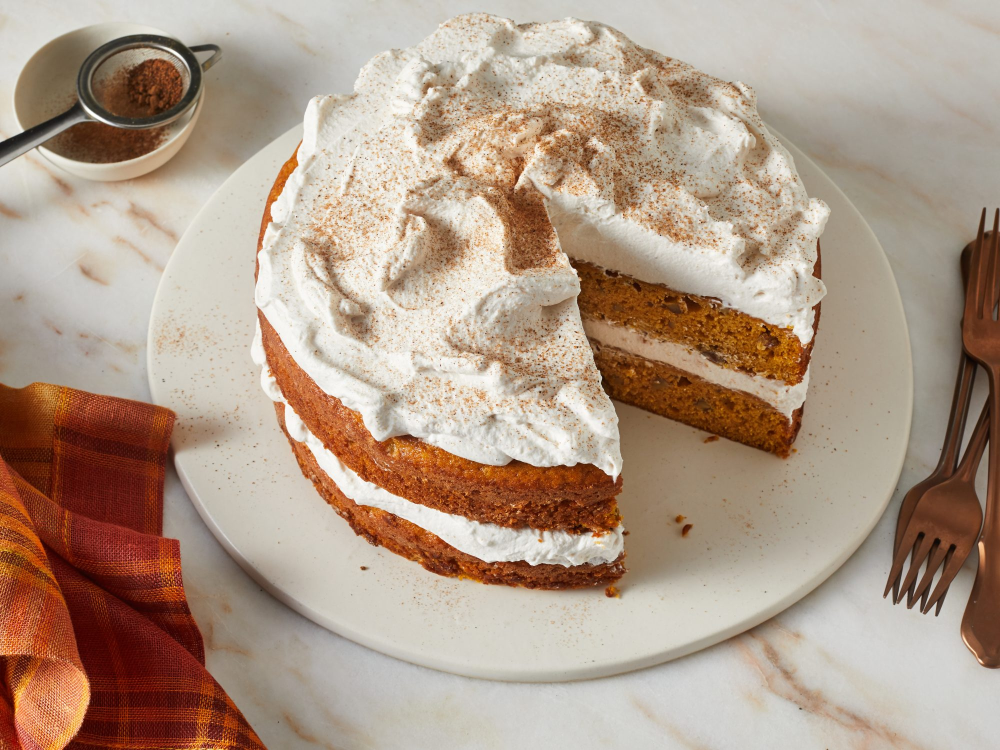 Pumpkin Cake Recipe Southern Living