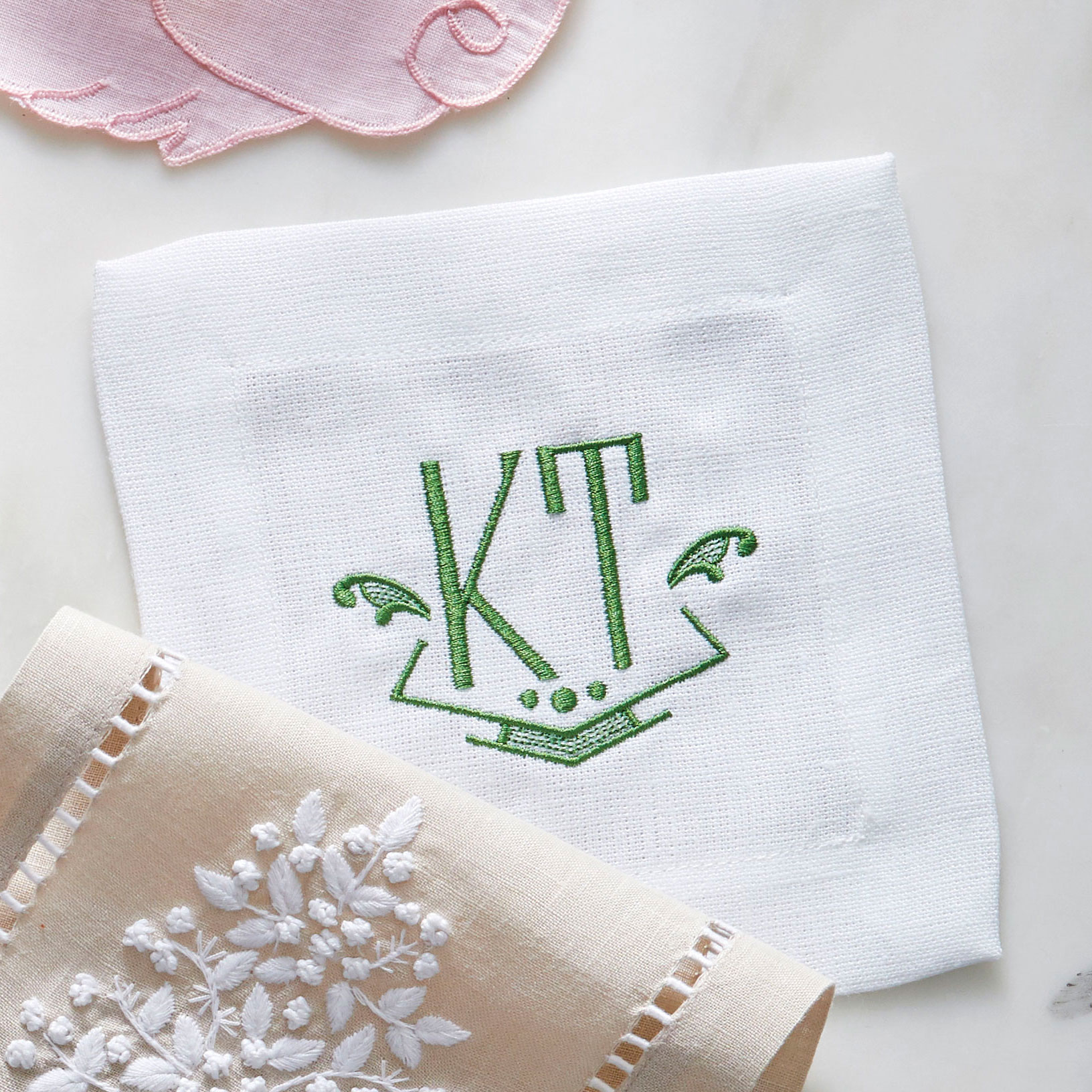 15 Cocktail Napkins For Your Holiday Parties Southern Living