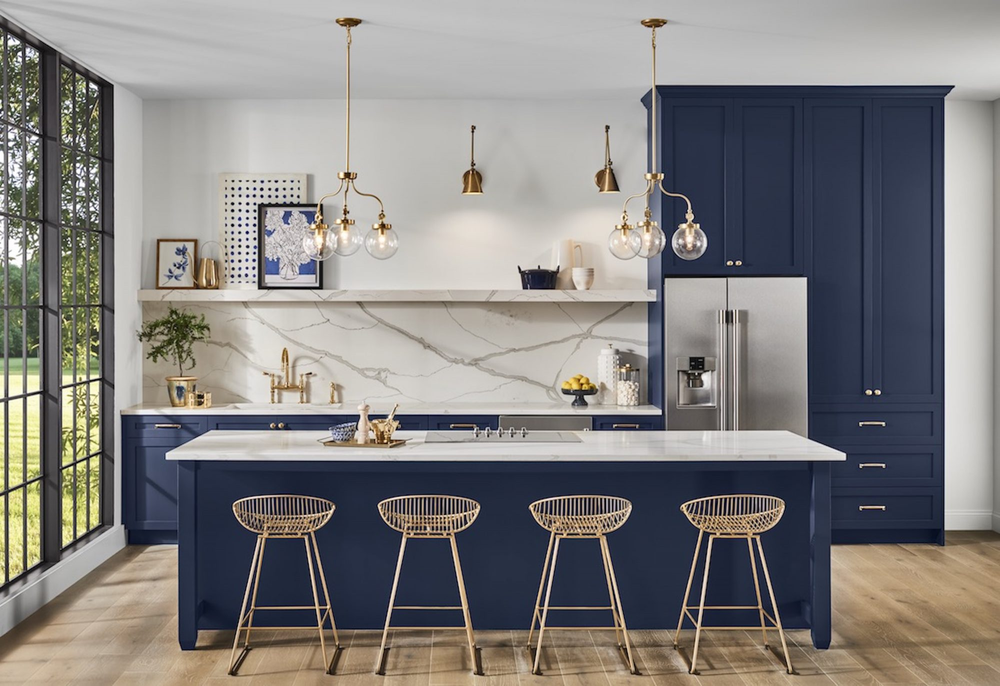 7 Paint Colors Weire Loving For Kitchen Cabinets In 2020