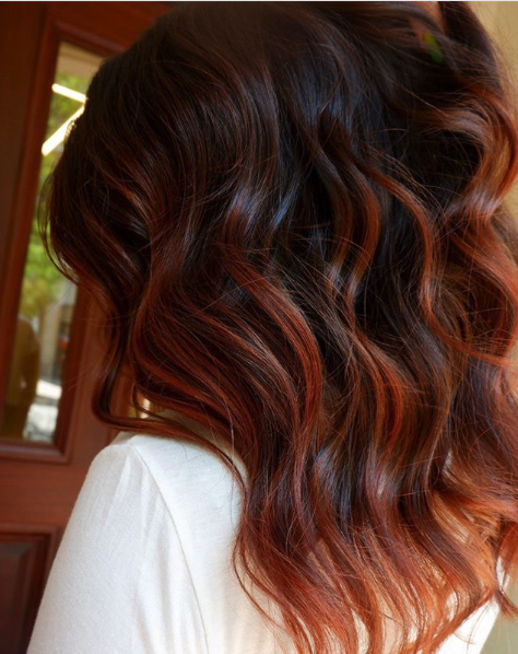 Current Hair Colour Trends 2020
