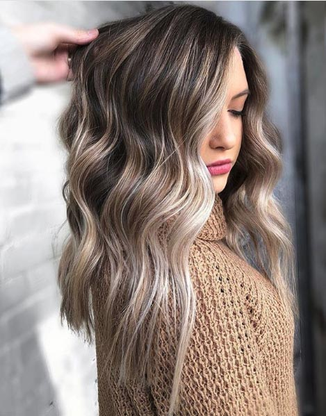 Frosty Brunette Hair Colors You Ll Want To Copy Asap Just In Time For Winter 2020 Southern Living