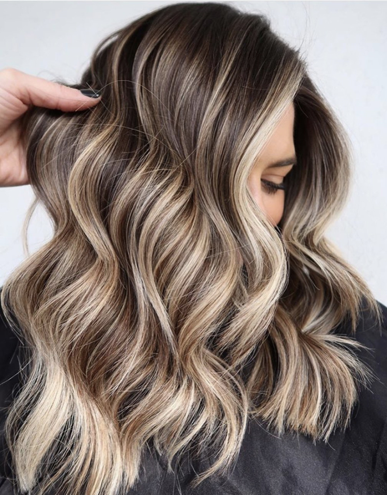 12 Stunning Examples of Summer Hair Highlights for 1212  Southern