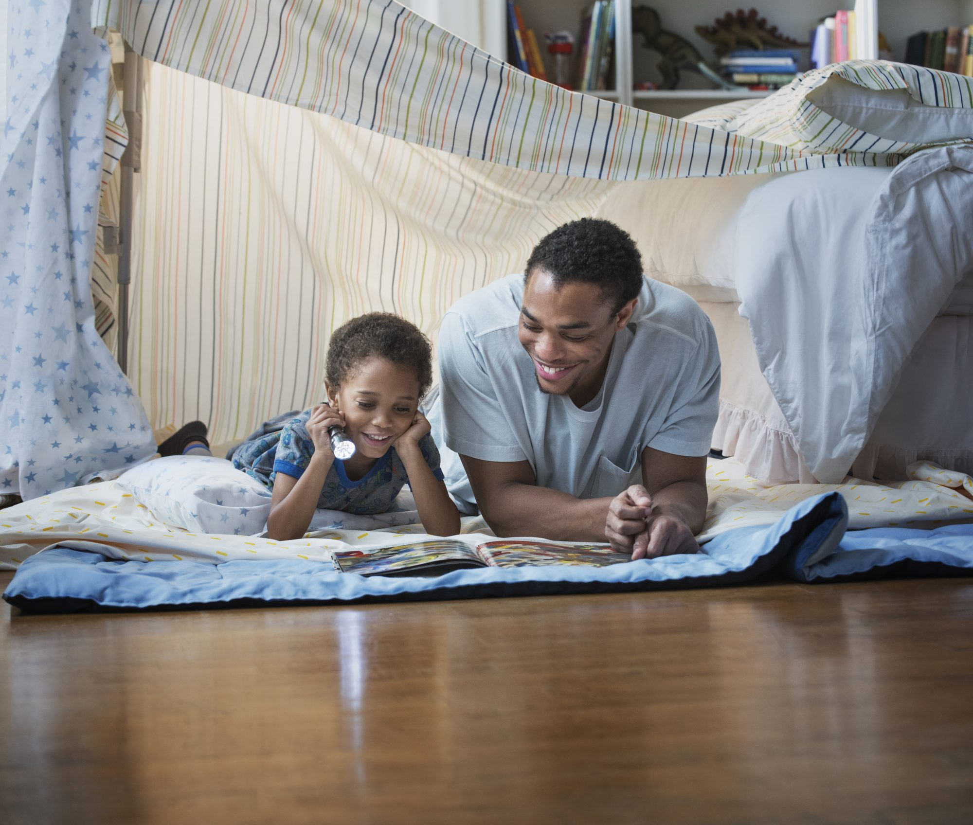 How To Build The Best Blanket Fort Ever Southern Living