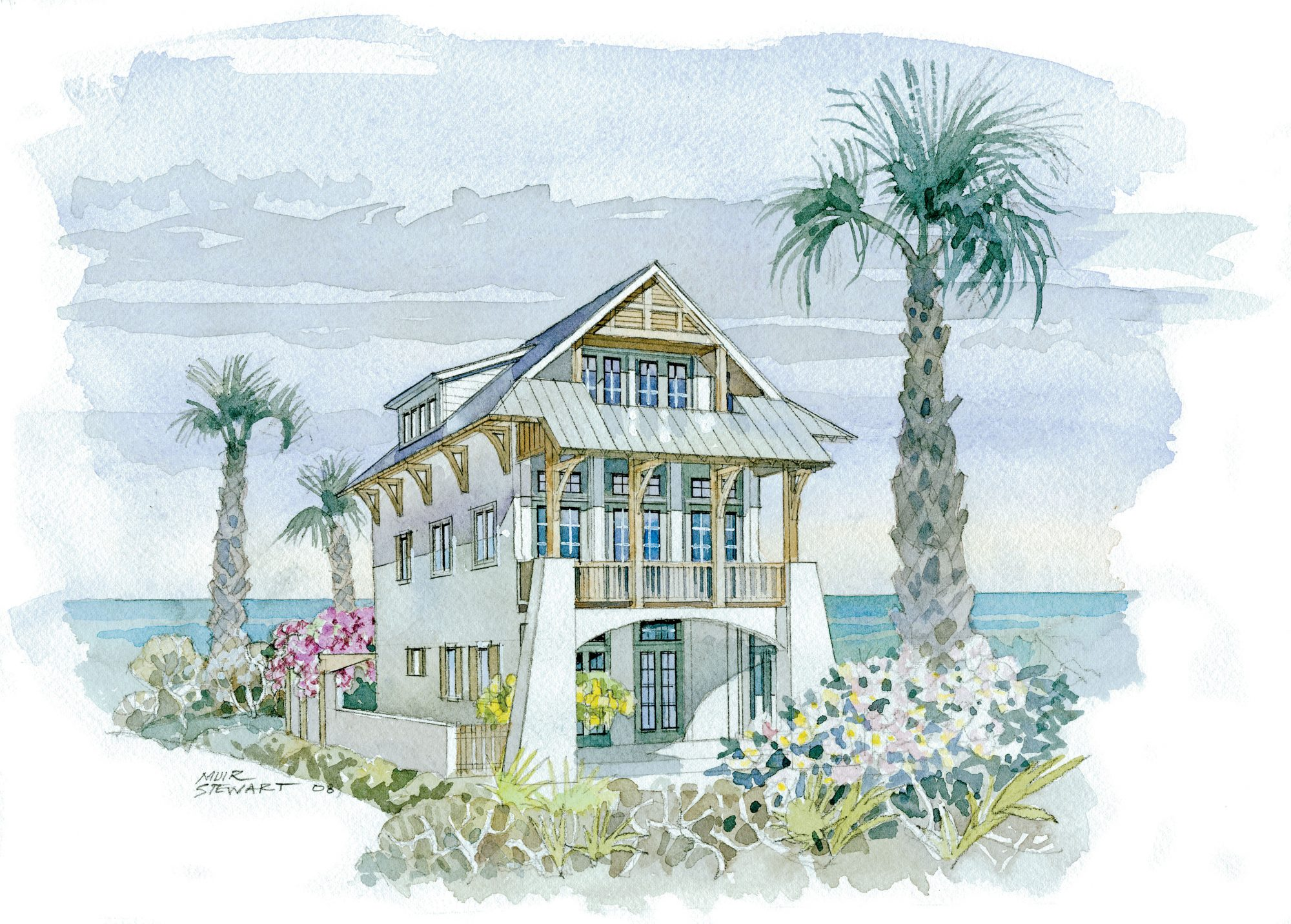 Top 25 Coastal House Plans Southern Living