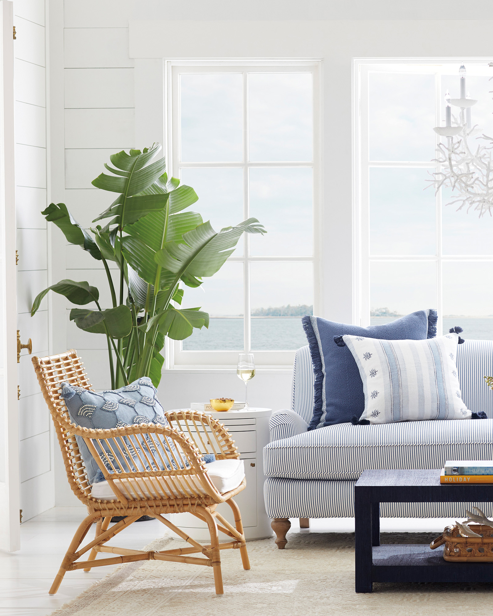 Rattan Furniture Is Having A Moment And We Are All About It Southern Living