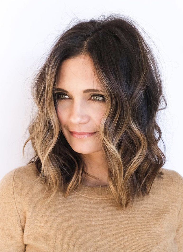 These Timeless Haircuts For Mature Women Look Flattering At Any ...
