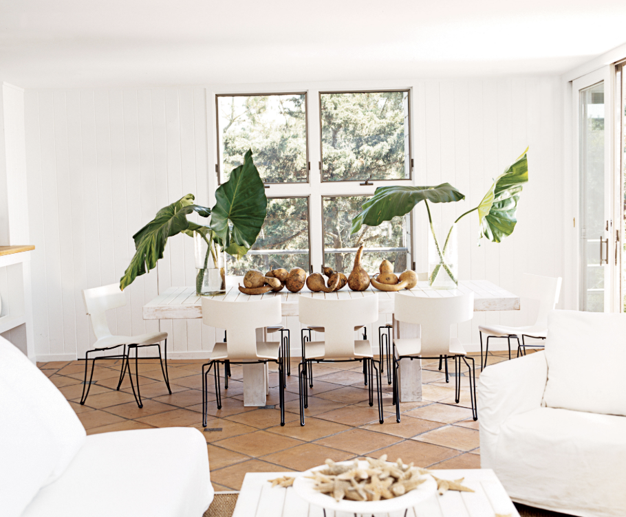 Beach House Dining Rooms Southern Living, Beach Dining Room Table