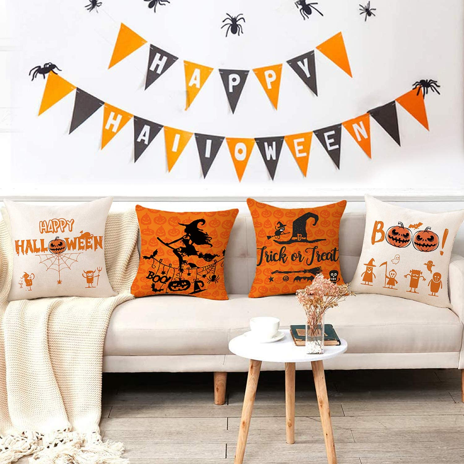 The Best Halloween Pillows For 2020 Southern Living
