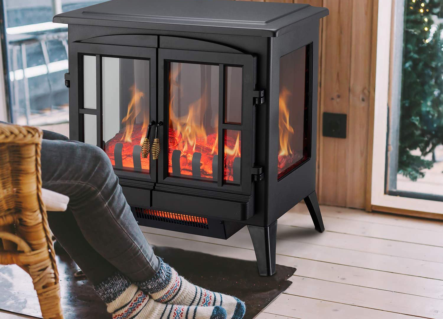 Electric Fireplaces Are The Coziest Home Trend Of 2020 Here Are The 5 Best Ones To Shop Now Southern Living