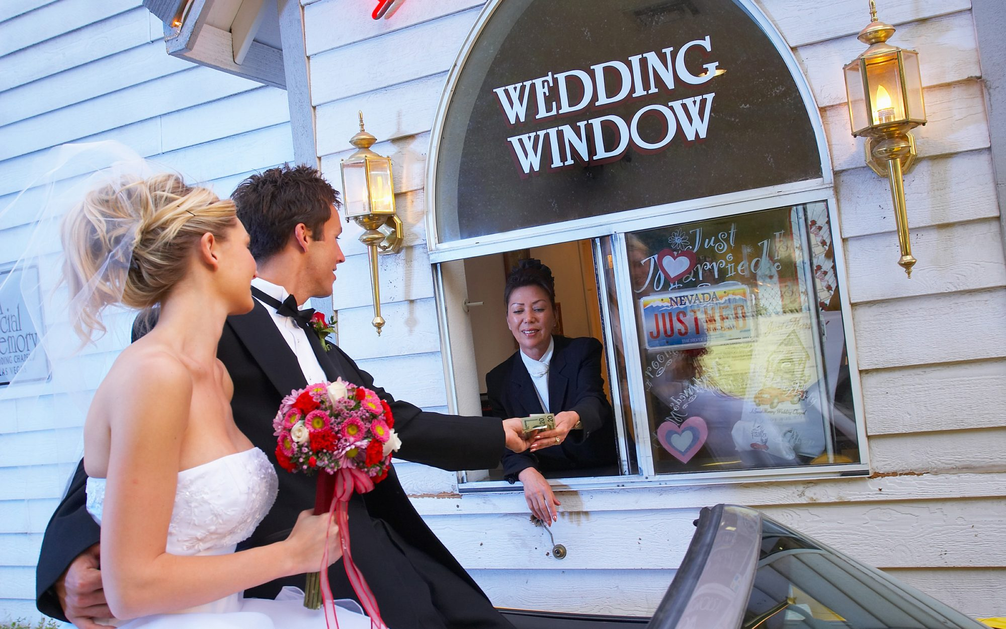 How To Get Married In Las Vegas Travel Leisure