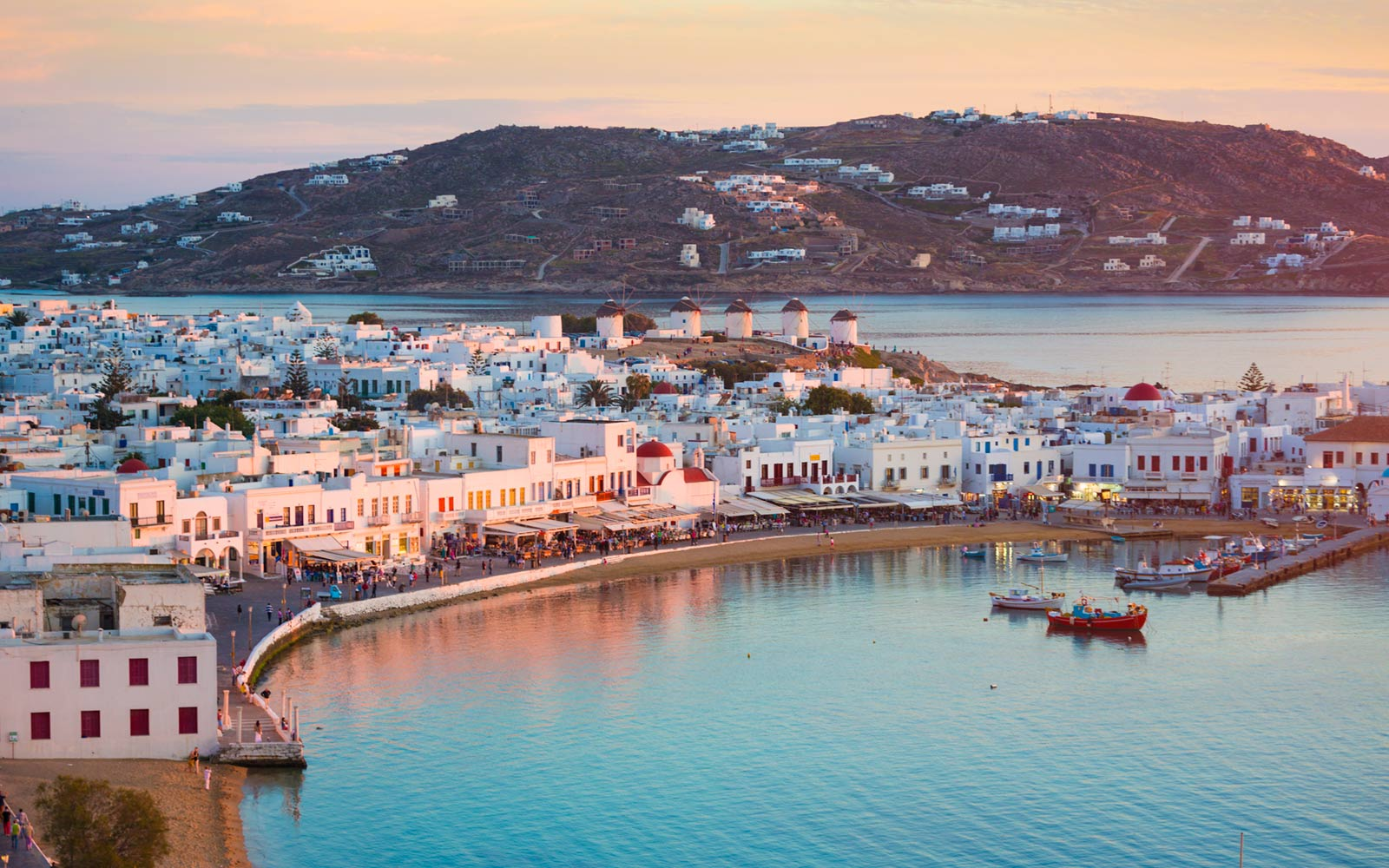 Greek Islands Island Hopping Vacation In Greece Travel Leisure,Where To Hang Curtains On Wall