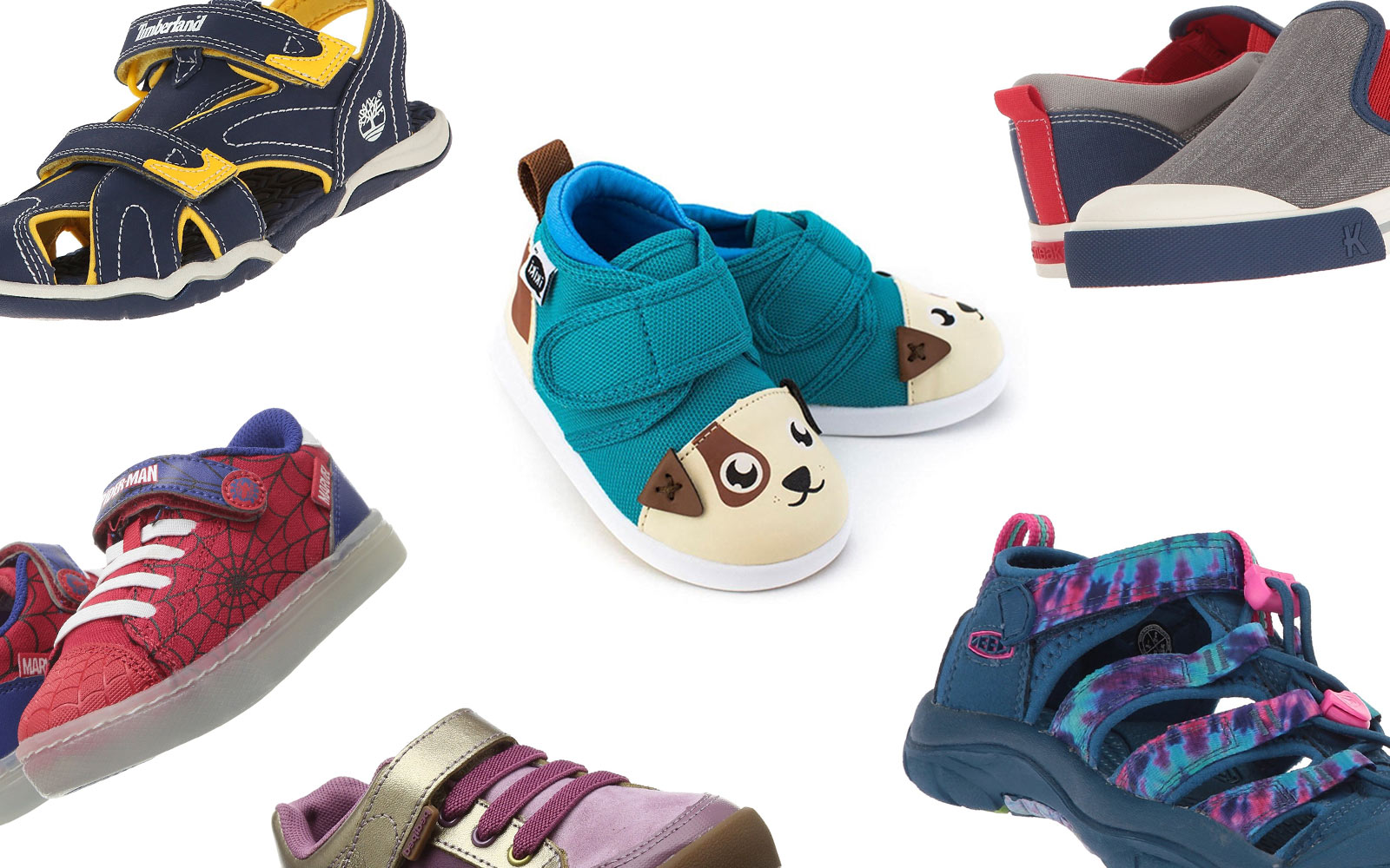 The Best Travel Shoes for Kids | Travel