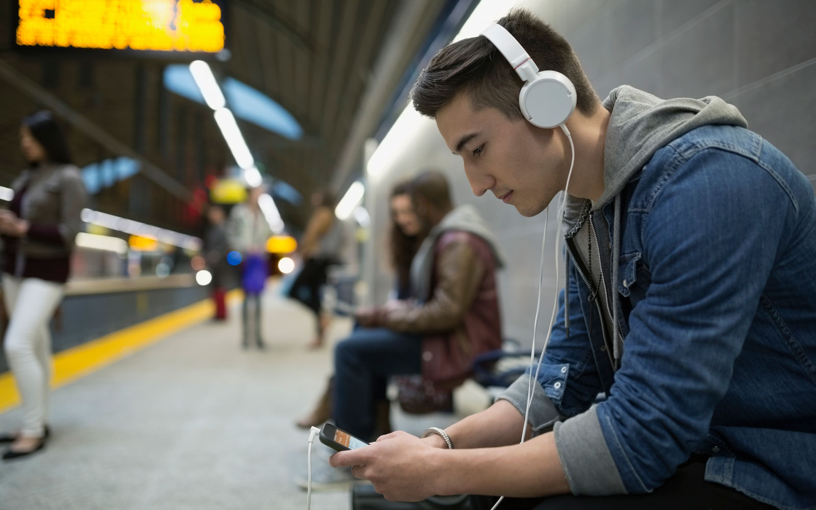 The Playlist You Should to Listen to Depending on the City You're Visiting | Travel + Leisure