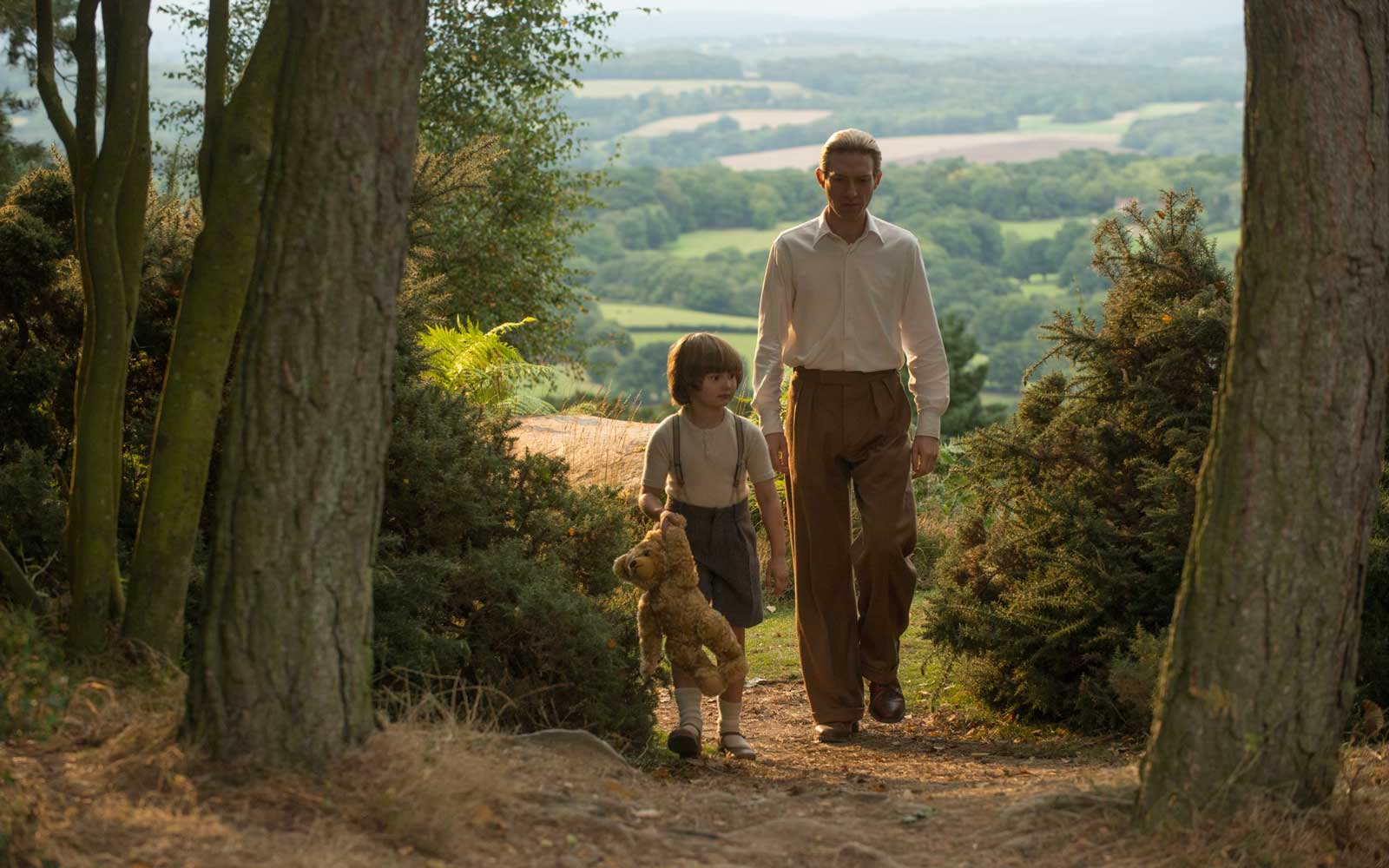 Winnie The Pooh Fans Can Visit The Real Life Hundred Acre Wood Travel Leisure