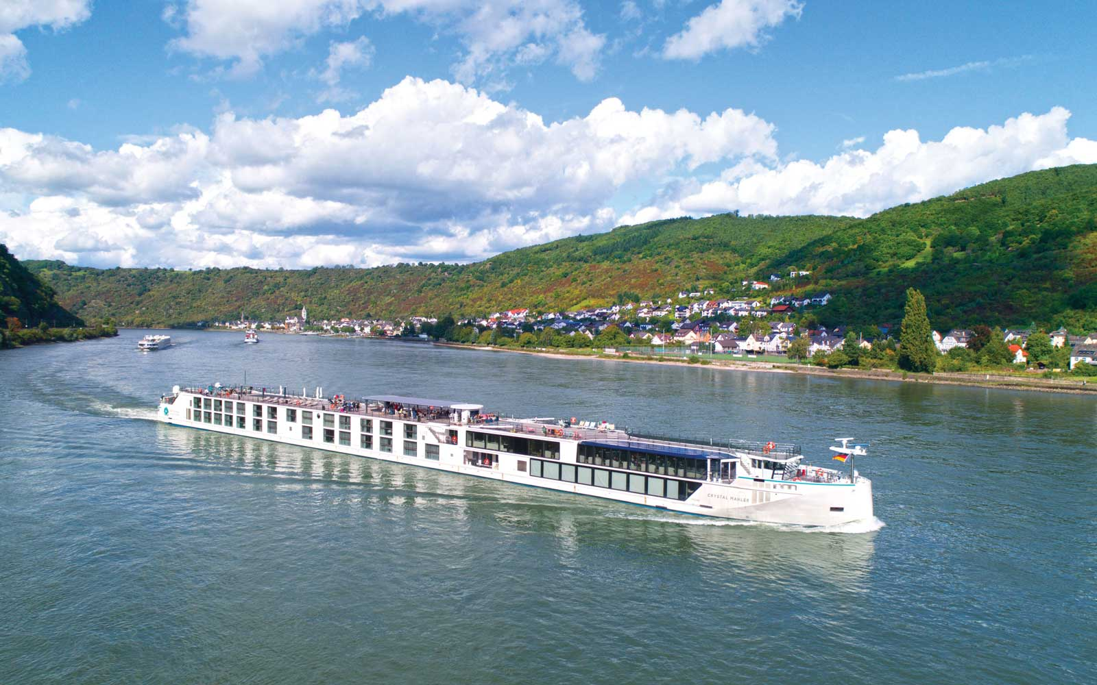 Five Things To Know About Crystal Cruises Mahler Cruise Ship Travel Leisure