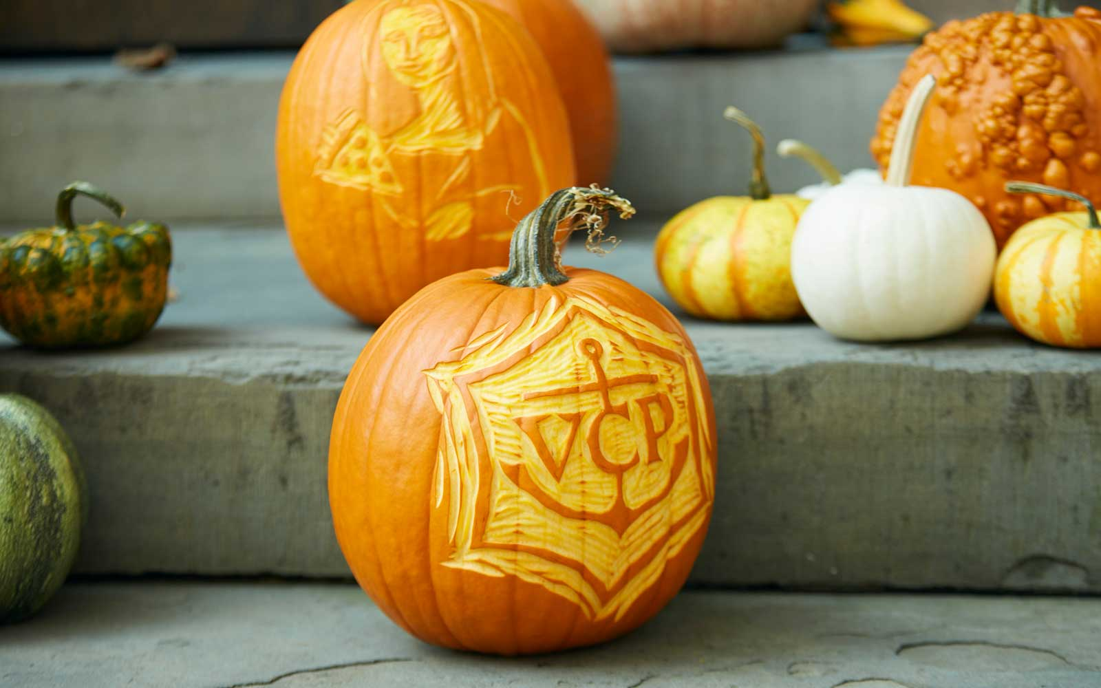 You Can Have Your Face Carved on a Pumpkin While Sipping Champagne ...