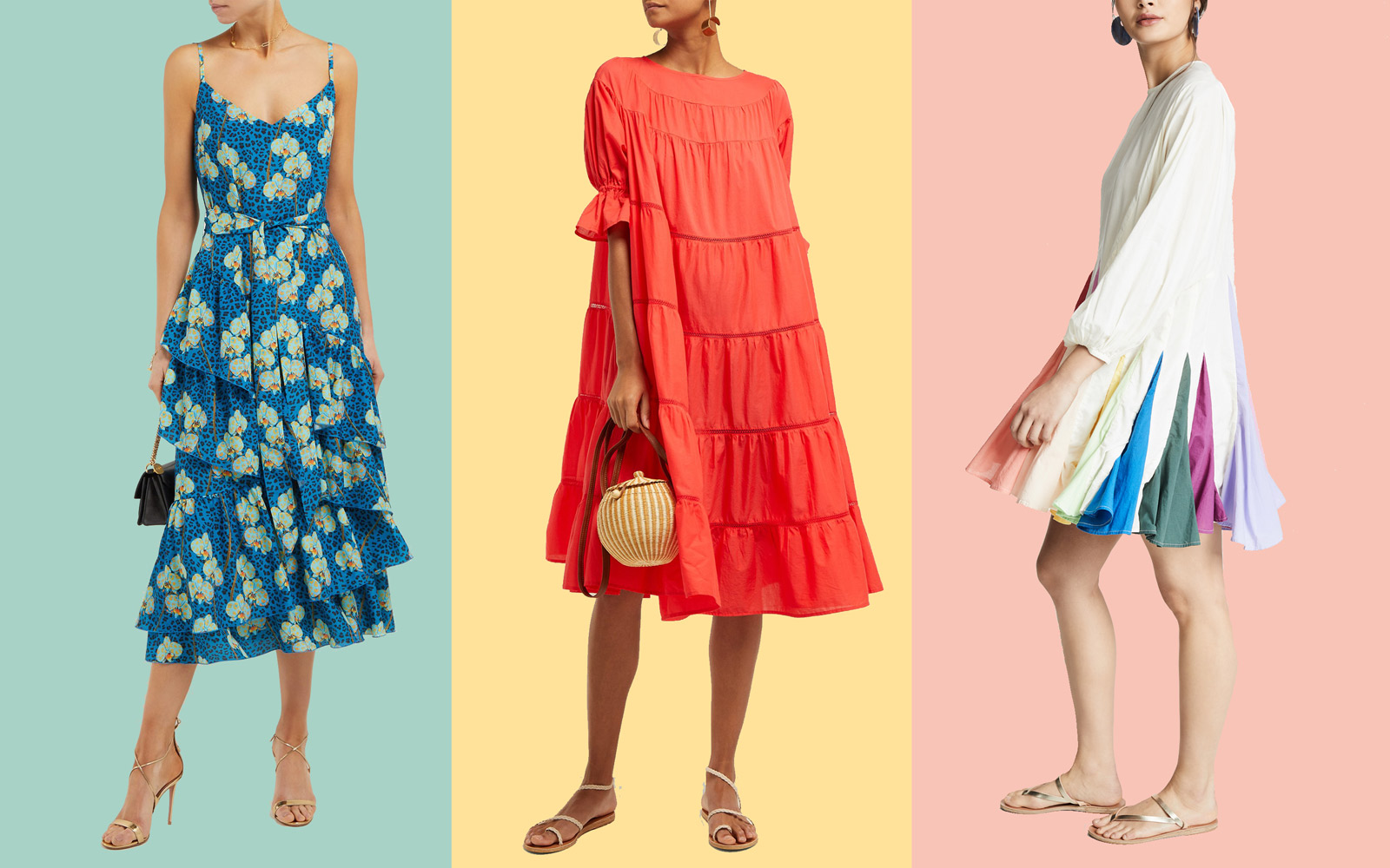 Where to Find the Prettiest Flowy Spring Dresses  Travel + Leisure