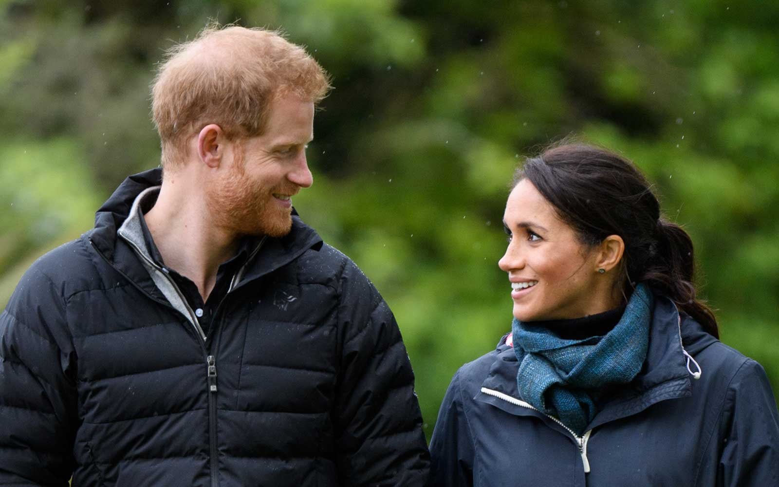 meghan markle and prince harry have been on instagram for one day and they already broke a record travel leisure https www travelandleisure com travel news royals meghan markle prince harry instagram world record