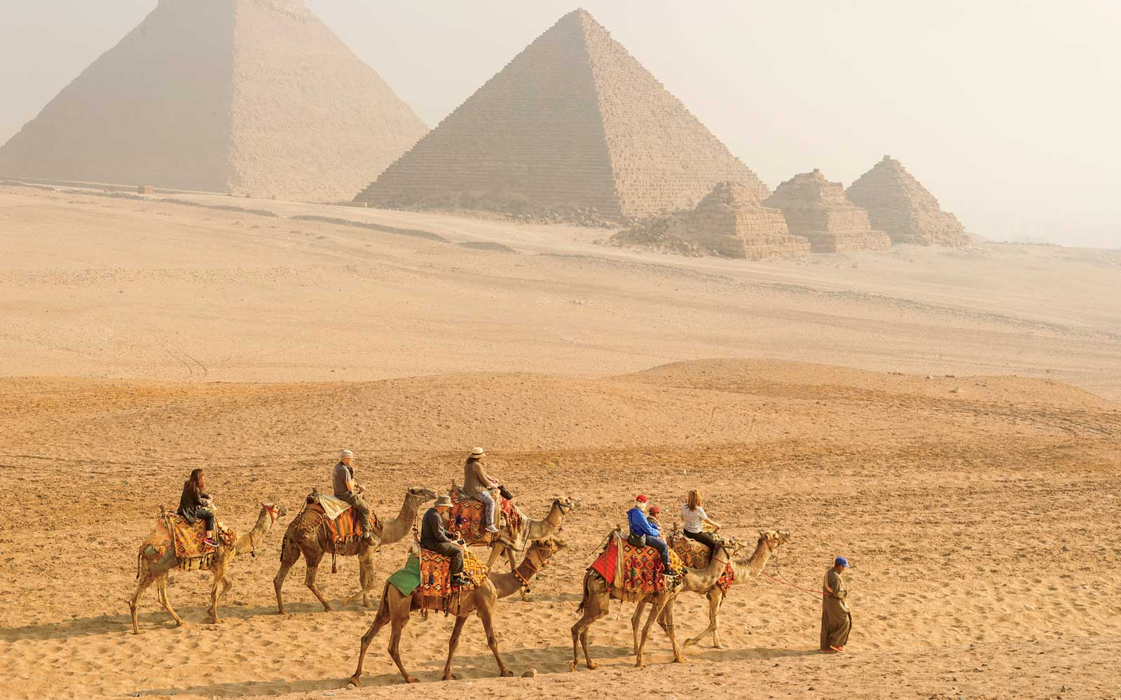 What to See on Your Dream Egyptian Tour | Travel + Leisure