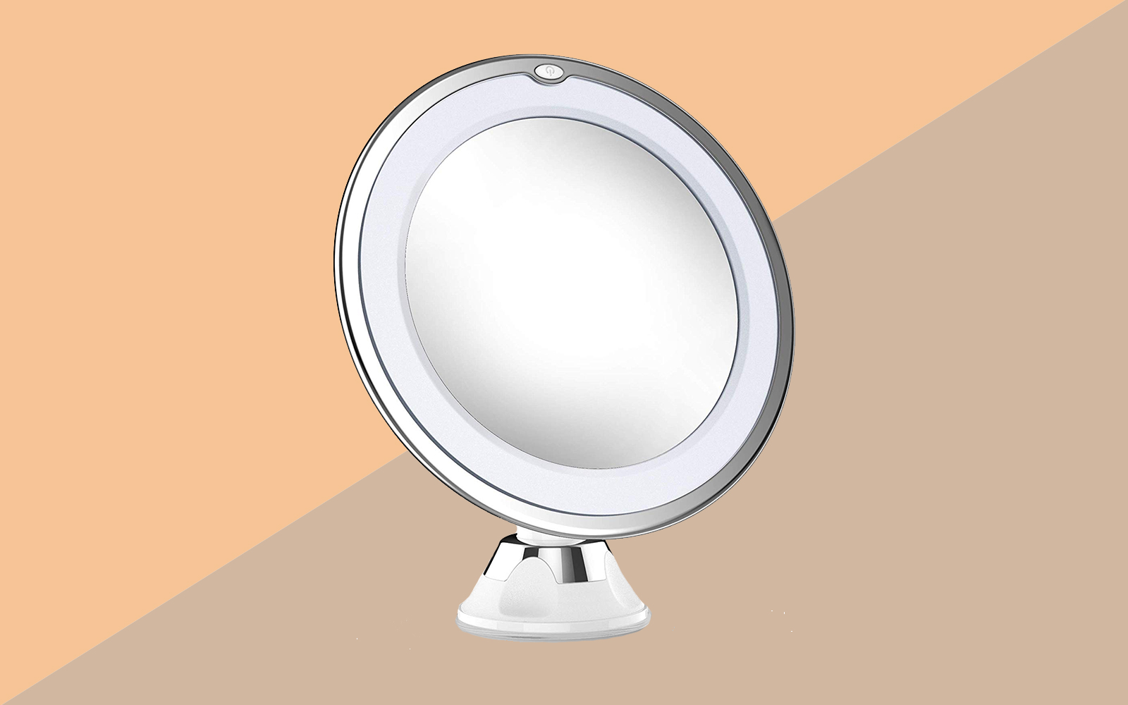 This Best Selling Portable Led Magnifying Mirror Solves The Problem Of Putting On Makeup In Dimly Lit Hotel Bathrooms Travel Leisure