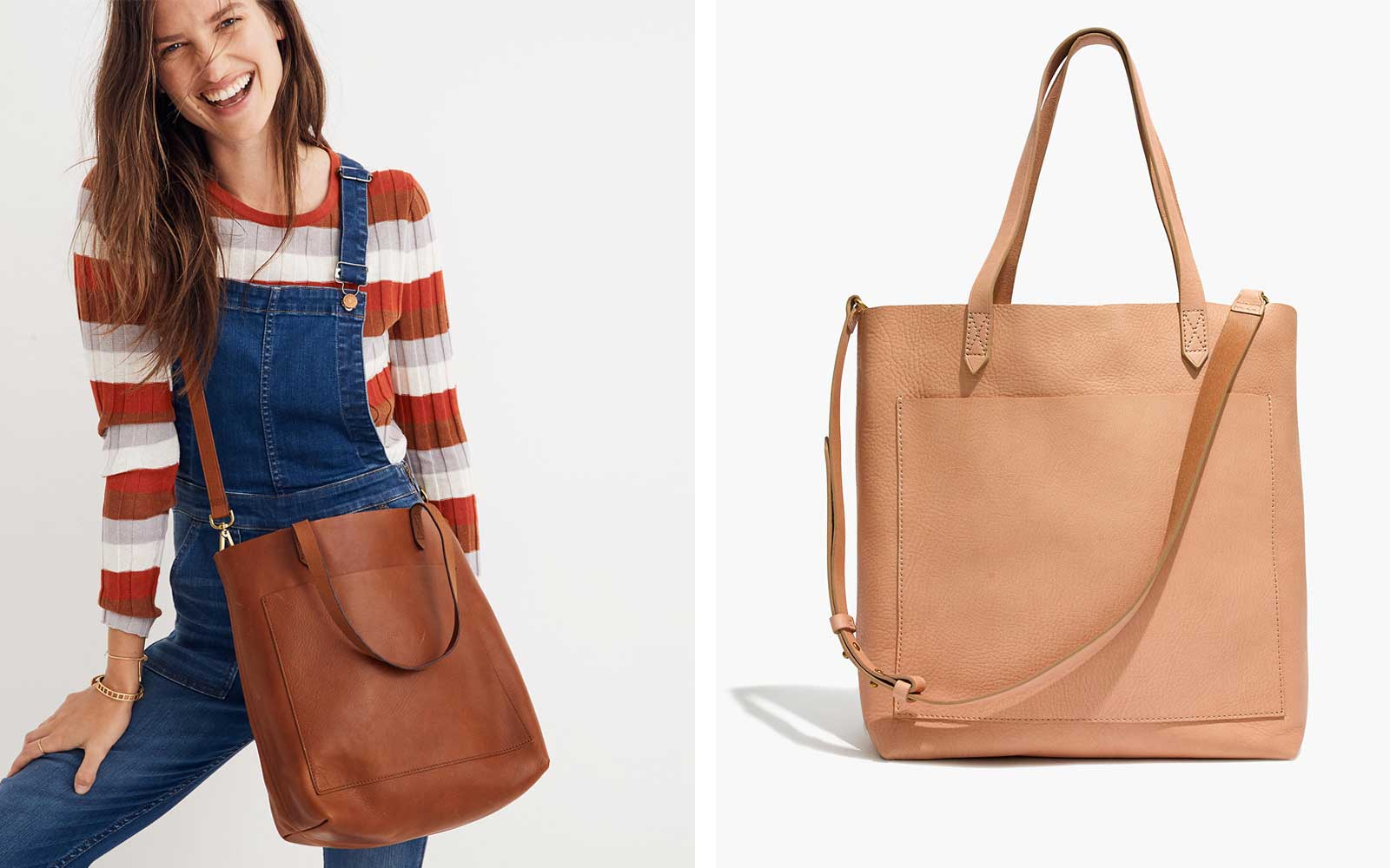 The Madewell Tote Shoppers Call The Perfect Bag Is On Sale Now Travel Leisure